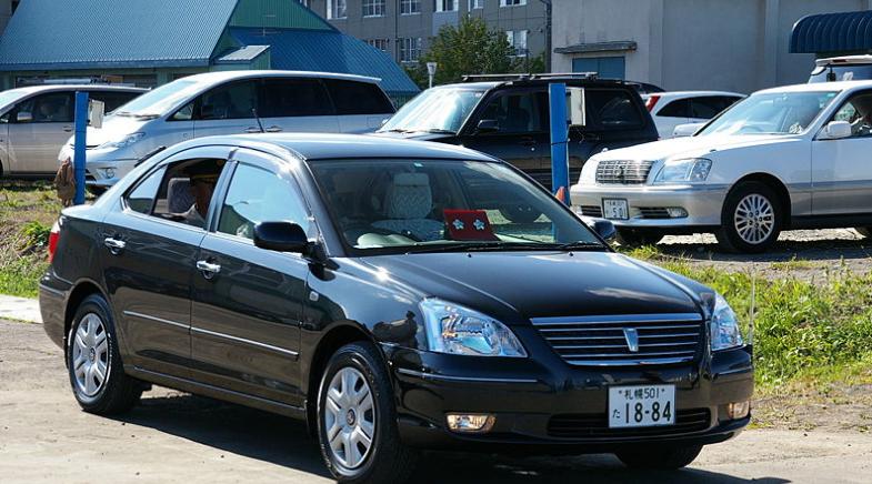 Toyota-Premio