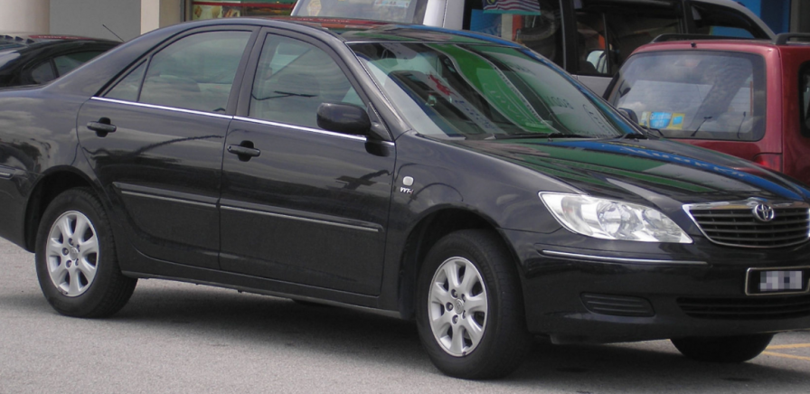 Camry Pre-Facelift