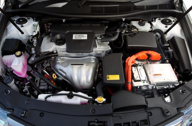 Engine-Toyota HB