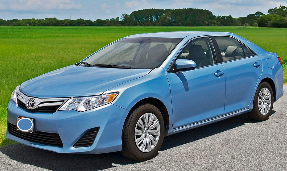 Toyota Camry for New Zealand