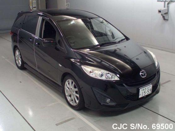 Mazda Premacy Black 2010