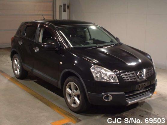 Nissan Dualis Black