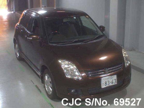 Suzuki Swift Brown