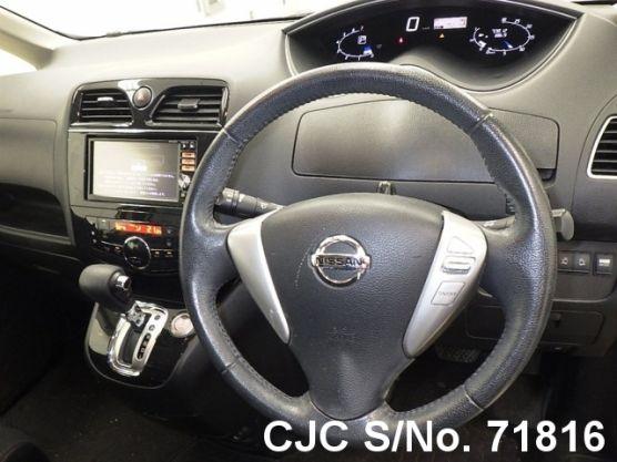 Nissan Serena Automatic 2013