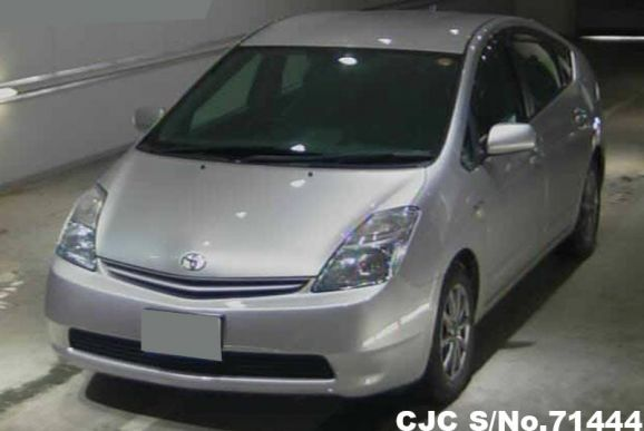 Toyota Prius Hybrid Silver Automatic 2010