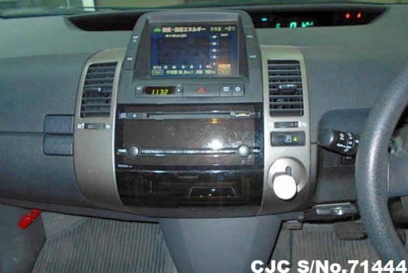 Toyota Prius Hybrid Silver Automatic 2010