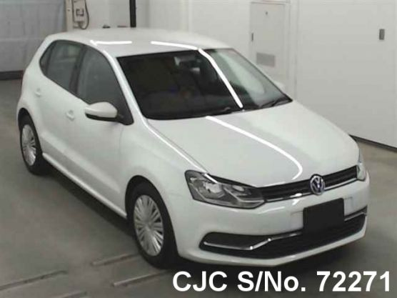 Volkswagen Polo Automatic 2015
