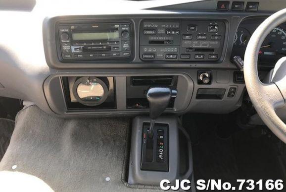 Toyota Coaster Blue Automatic 20104