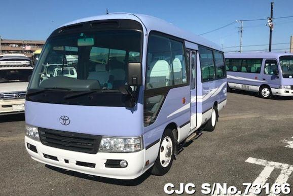 Toyota Coaster Automatic 20104