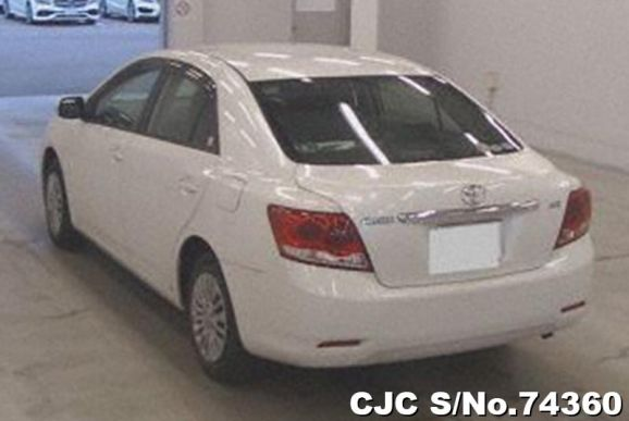 Toyota Allion Pearl Automatic 2011