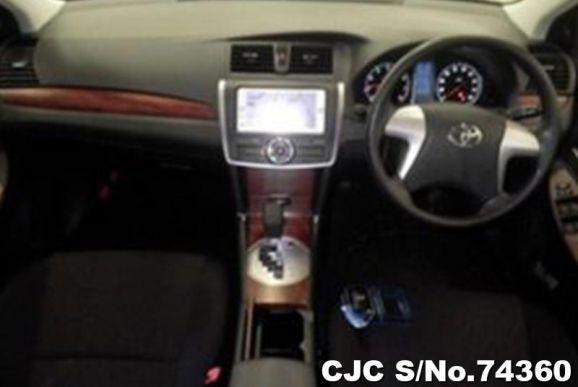 Toyota Allion Pearl Automatic 201