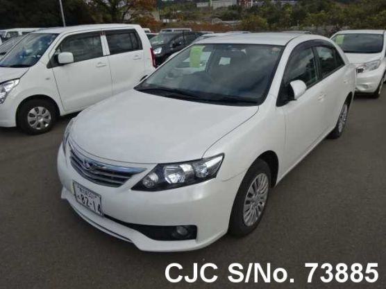 Toyota Allion Sedan 2011